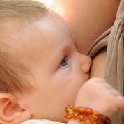 Comment le sein fait naître le microbiote