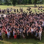 Les jeunes diplômés des grandes écoles voient l'emploi en rose