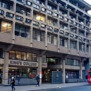 Au King's College de Londres, un «mur de la diversité» à la place des Pères fondateurs