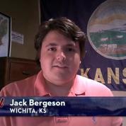 L'improbable candidature d'un ado au poste de gouverneur du Kansas