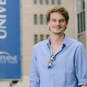 Yannick Agnel, des bassins olympiques aux amphis de Dauphine