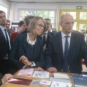 Jean-Michel Blanquer visite l'EESI d'Angoulême
