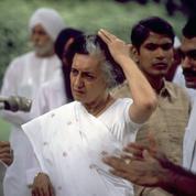 Indira Gandhi, la «dernière impératrice des Indes» est assassinée le 31 octobre 1984