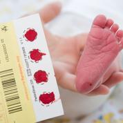 Dépistage des maladies à la naissance: un retard français