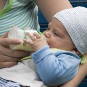 Lait infantile contaminé : «Ce n'est pas la première fois»