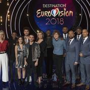 Destination Eurovision :nous avons assisté au tournage du premier prime