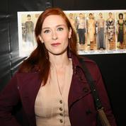 Audrey Fleurot commente la Fashion Week sur Elle Girl TV