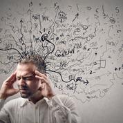 Submergé par le stress, le cerveau peut dérailler