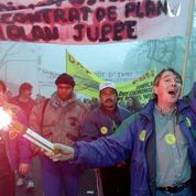 Grèves: 2,7 millions de journées perdues à la SNCF en dix ans de mouvements sociaux