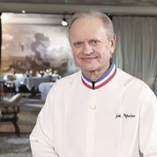 Joël Robuchon: «Plus jeune, j'aurais participé à Top chef »