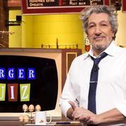 Audiences : succès confirmé pour Burger Quiz ,échec pour Top chef spécial célébrités