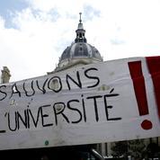 Sorbonne-Université: les étudiants votent pour la fin des blocages
