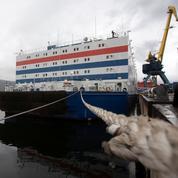 La première centrale nucléaire flottante russe en route pour la Sibérie