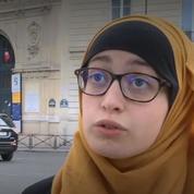 Une militante voilée de l'Unef déclenche une polémique