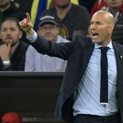 Ligue des champions: Zinédine Zidanepour l'Histoire