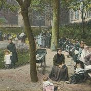 Les squares à Paris, «des lambeaux de prairie dans les carrefours» selon Émile Zola
