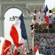 98:secrets d'une victoire : les confidences des Bleus