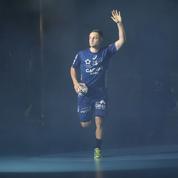 Jean-Loup Faustin, étudiant à Montpellier BS et champion d'Europe de hand