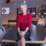 Anne-Élisabeth Lemoine (Cà Vous ): «J'apprécie l'affection du public»