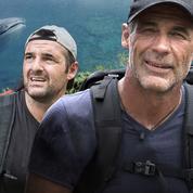 Mike Horn embarque Arnaud Ducret aux Philippines