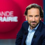 François Busnel (La Grande Librairie ): «Je ne suis pas contre un nouveau défi»