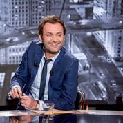 Augustin Trapenard en clair sur Canal+