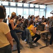 Étudiants par terre, manque de profs... Rentrée mouvementée sur le nouveau campus d'Amiens