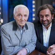 La vie secrète des chansons :André Manoukian et Charles Aznavour autour d'un piano sur France 3