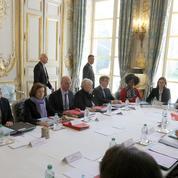 Ministres, âge, parité: le gouvernement en un coup d'œil