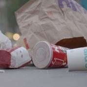 Envoyé spécial : fast-foods, les mauvais élèves du tri des déchets