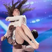 La France a un incroyable talent :un couple danse contre les violences conjugales