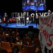 Emmanuel Macron sur le blocage des facs: «En France, les CRS ne s'attaquent pas aux étudiants»