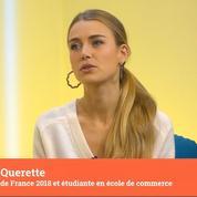 Alice Querette, étudiante à l'ESCP et bientôt Miss France?
