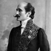 Edmond Rostand à l'Académie française en 1903: «J'ai eu un trac!»