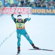 Coup d'envoi de la saison biathlon sur L'Équipe
