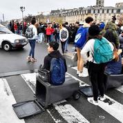 Plus de 180 lycées bloqués dans toute la France