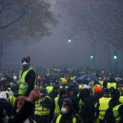 «Gilets jaunes»: les photos qui resteront de ce 1er décembre 2018 à Paris