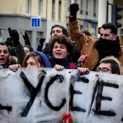 Une centaine de lycées perturbés: la mobilisation faiblit largement