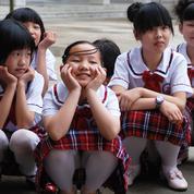 Chine: des uniformes «intelligents» pour lutter contre l'école buissonnière