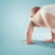 Substances toxiques dans les couches pour bébés: l'alarme des autorités sanitaires