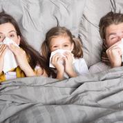 Les parents disent n'importe quoi sur le rhume