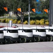 Une armée de robots va livrer les plateaux-repas dans une fac américaine