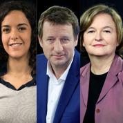 Européennes: qui sont les 34 têtes de liste?