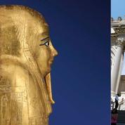Le Met de New York va rendre à l'Égypte un sarcophage volé