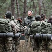 Marius (Le Sens de l'effort ): «C'est en faisant mon service militaire que j'ai trouvé ma voie»