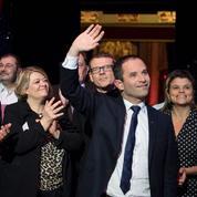 Européennes: Benoît Hamon dévoile une partie de sa liste