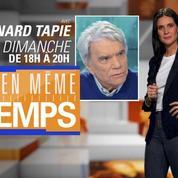 Bernard Tapie se livre en direct sur BFMTV