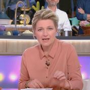 Cà vous :Anne-Élisabeth Lemoine dénonce «la stratégie du buzz et du clash» de Nicolas Dupont-Aignan