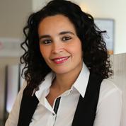 Aïda Touihri: «C'est extraordinaire de voir ces gens qui améliorent leur monde»
