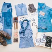 Le bleu de travail, l'uniforme des urbains